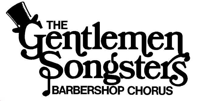 The Gentlemen Songsters Barbershop Harmony Chorus